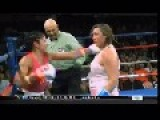 Womens Boxing - Mia St. John Vs. Christy Martin - Martin Eating Punches To The Face
