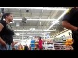 WALMART OPEN CARRY STOP, HARTFORD, CT 5 23 2013