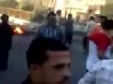 WARNING 21+.VERY GRAPHIC VIDEO: Burning A Bad Guy In Egypt!!
