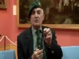 WW2 Commando Veteran Explains Close Combat With British FS Knife