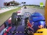 Webber And Vettel Fighting For Malaysian Gp Win