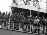 World War 2: 92nd American Division Arrives In Italy 1944
