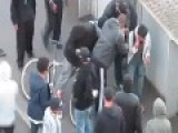 Young Boy Robbed By London Rioters After Being Knocked Out