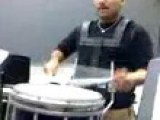 Edmund And His Snare Solo