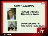 &Eacute Lections R&eacute Gionales : 9 Listes En Savoie Et Haute-Savoie