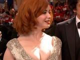 2011 Emmys: Christina Hendricks