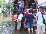 Floods Cause Bangkok Transport Misery