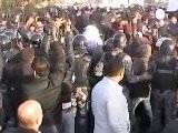 Manifestation D&#039 Opposants Islamistes En Jordanie