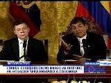 &ldquo Fruct&iacute Fero&rdquo Encuentro Entre Los Presidentes De Colombia Y Ecuador - NTN24.com