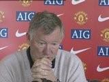 Alex Ferguson Confirms Rio Ferdinand Hasn&#039 T Cracked A Rib