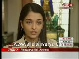 Aishwarya Rai Bachchan - Making Of Provoked Part 1