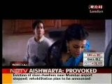 Aishwarya Rai Bachchan - Making Of Provoked Part 3