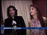 Aishwarya Rai - Sikander Kher Launch - 2008