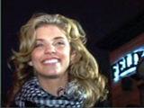 Annalynne McCord Leaves Crown Bar