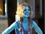 AnnaLynne McCord Gets Avatar' Ed Out