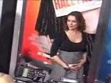 Alyssa Milano Debuts Baby Bump