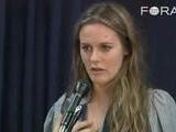 Alicia Silverstone On Veganism On Health