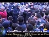 Algeria Cracks Down On Democracy Rally