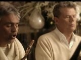 Andrea Bocelli - Andrea Bocelli & David Foster: The Performances  White Christmas Bianco Natale