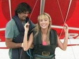 Attack Of The Show Sara Underwood Goes Hang Gliding In Brazil