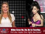 Amy Winehouse Cancels Entire Tour, Rehab Next?