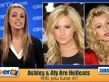 Ashley Tisdale & Aly Michalka Are Hellcats