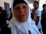 A Martyr&#039 S Mother Votes In Tunisia