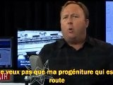 Alex Jones Sur Lady Gaga, Justin Biebler