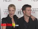 Alison Eastwood And Scott Eastwood At J. EDGAR Premiere AFI Fest 2011