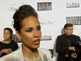 Alicia Keys Has A Ball For Charity