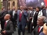 Afrika Ulusal Kongresi Malema&#039 Yı Ihra&ccedil Etti