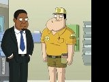 American Dad Season 7, Episode 4 The Worst Stan - Part 1 Of 10 English