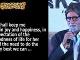 Amitabh Bachchan Gets NOSTALGIC For His GRAND DAUGHTER