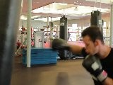 Aerobic Boxing And Training