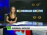 Alex Jones Reveals Gay Rituals Of Bohemian Grove - Russia Today