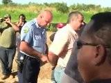 Arrestos En Rescate Agr&iacute Cola En Santa Isabel