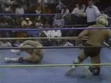 Barry Windham Vs. Steve Austin-TV Title Fall 1 3