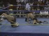Barry Windham Vs. Steve Austin-TV Title Fall 2 3