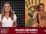 Beyonce & Alicia Keys&#039 Put It In A Love Song Video Recap