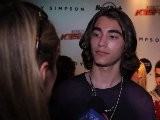 Blake Michael Talks &#039 Lemonade Mouth 2&#039 At Cody Simpson&#039 S Album Release Party