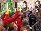 Berlusconi Pense Convaincre Le Parlement Italien
