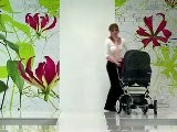 Bebecar Stylo 3-in-1 - 935 Lime Twist With Carrycot - Kiddicare