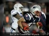 Benjarvis Green-Ellis, For A 10yard Rush New England Patriots Vs Baltimore Ravens 6