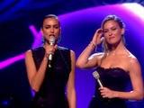 Bar Refaeli Et Irina Shayk Introduisent La Cat&eacute Gorie Meilleur Clip