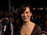Breaking Dawn Pt. 1 Premiere: Elizabeth Reaser