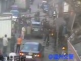 Bystanders Lift SUV That Ran Over Girl In China
