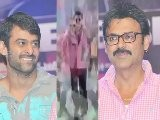 Bodyguard Audio Launch Celebrities - Venkatesh Trisha
