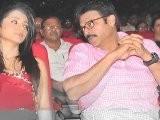 Bodyguard Audio Launch-Venkatesh And Trisha
