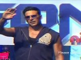 Akshay Kumar Reveals About His Stunt House @ New Action Channel Sonic