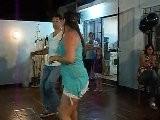 BAILANDO ROCK JESICA Y GABRIEL. 26-2-11